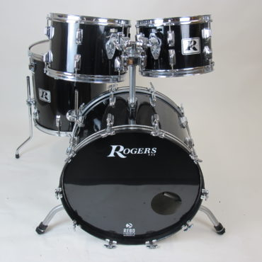 Rogers Londoner Five Big R Black
