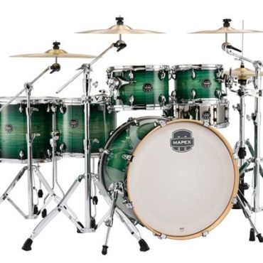 Mapex Armory Stage+ Emerald Burst Finish