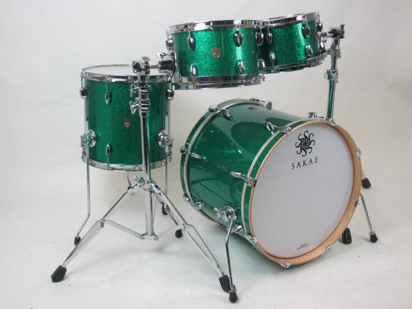 Sakae Trilogy Green Sparkle