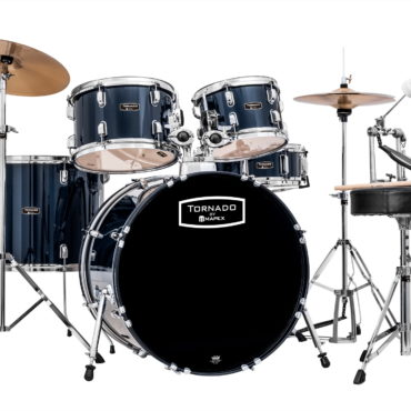 Mapex Tornado Fusion Royal Blue