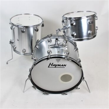 Hayman Vibrasonic Showman Outfit Solid Silver