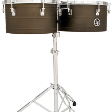 Latin Percussion LP M258 Matador Deep Shell Timbales