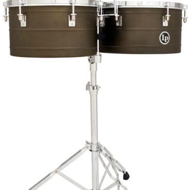Latin Percussion LP M258 Matador Deep Shell Timbales