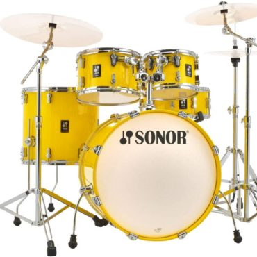 Sonor AQ1 Series Studio Set Limited Edition Lite Yellow