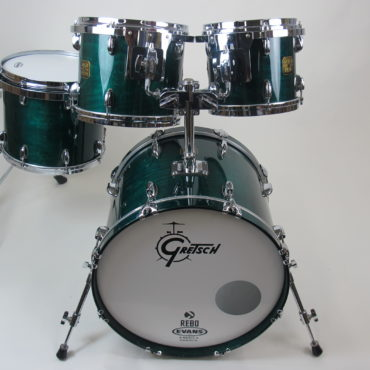 Gretsch USA Custom Dark Emerald Gloss