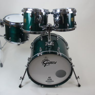 Gretsch USA Custom Dark Emerald Gloss