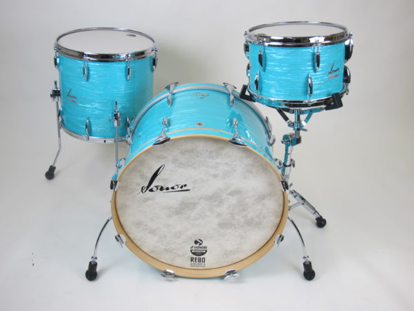 Sonor Vintage Series Three 22NM 3 Piece Shell Pack California Blue
