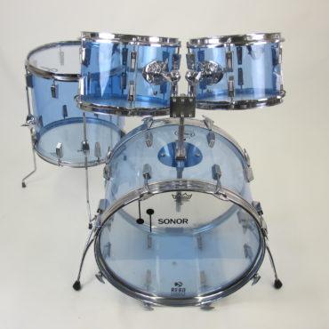 Sonor K172 Champion Five Acrylic Blue