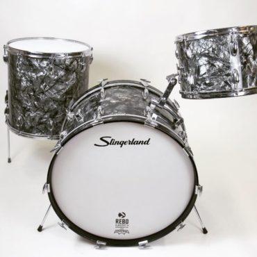 Slingerland Black Diamond Pearl 1964