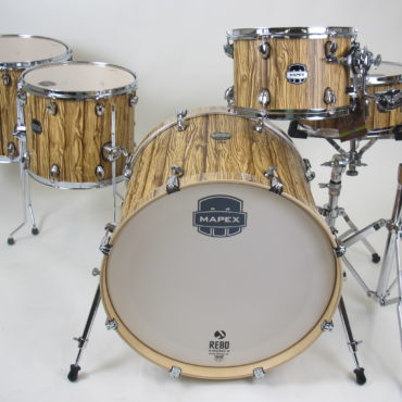 Mapex Mars Rock Shellset Driftwood Finish
