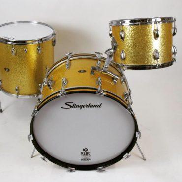 Slingerland Sparkling Gold 1965