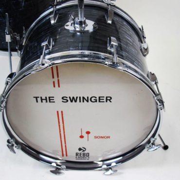 Sonor Swinger Silbergrau (SL)