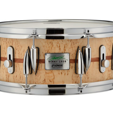 Sonor Benny Greb Signature Snare 13x5,75 Beech