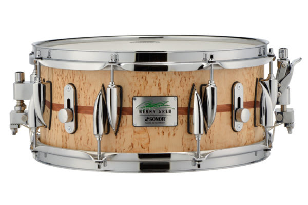 Sonor Benny Greb Signature Snare 13x5,75 Beech