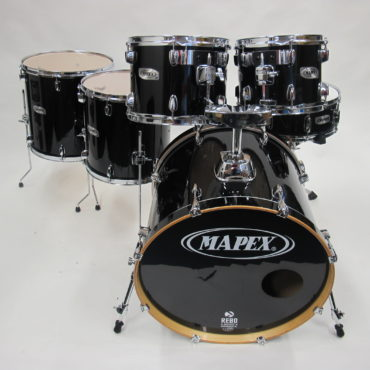 Mapex M Birch Piano Black