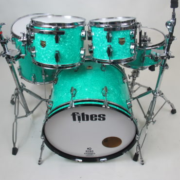 Fibes Mint Green Pearl
