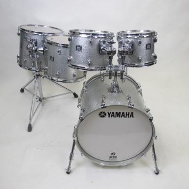 Yamaha Oak Custom Silver Sparkle