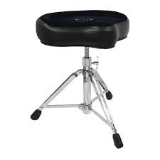 ROC-N-SOC RS-MSO-R Retro fit drum seat original, red, with 9208 WNS lower part