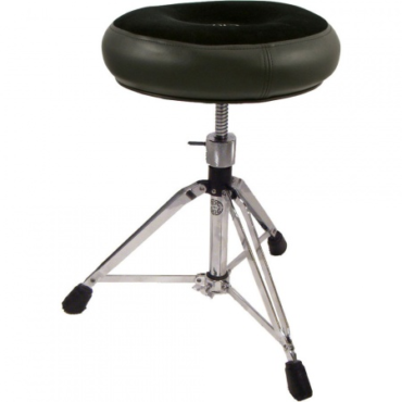 ROC-N-SOC RS-MSR-K Retro fit drum seat round, black, with 9208 WNS lower part