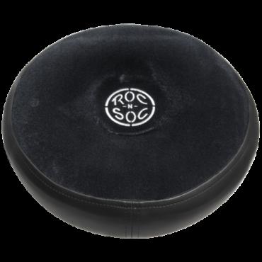 ROC-N-SOC RS-MSR-K Retro fit drum seat round, black, with 9208 WNS lower part