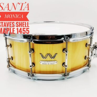 Wambooka Santa Monica Staves Maple 14x5,5