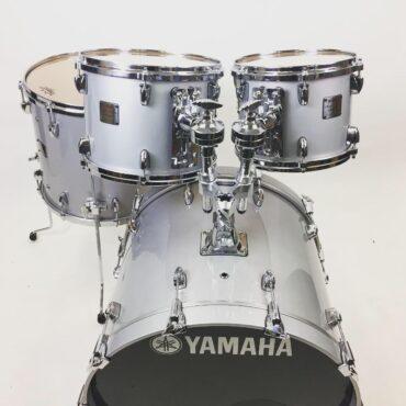 Yamaha Maple Custom Solid Silver