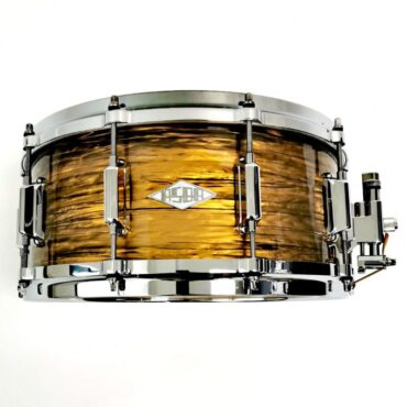ASBA Revelation 14x6,5 Alice Copper Finish