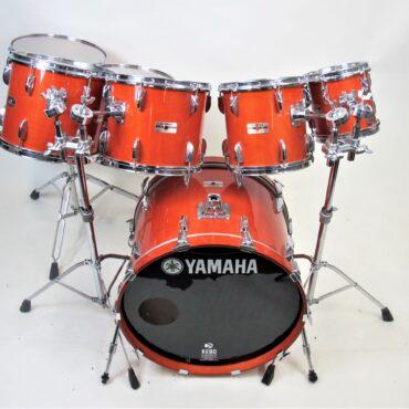 Yamaha 8000 Power Tour Custom Red Wood